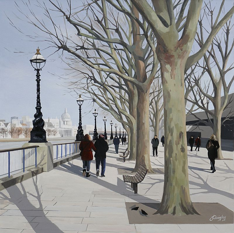 Jo Quigley - London Morning Stroll