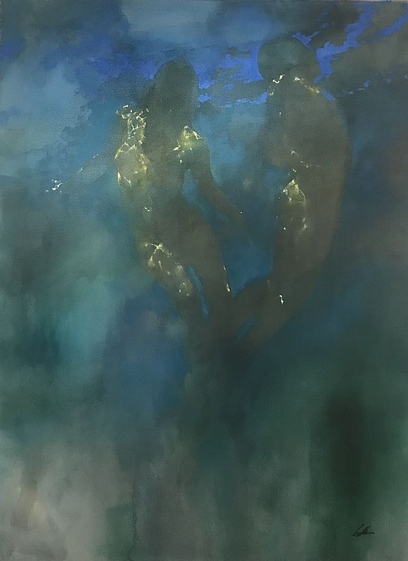 Bill Bate - Sky Above II