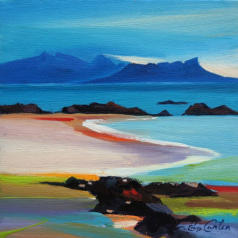 Pam Carter - Small Eigg Blues