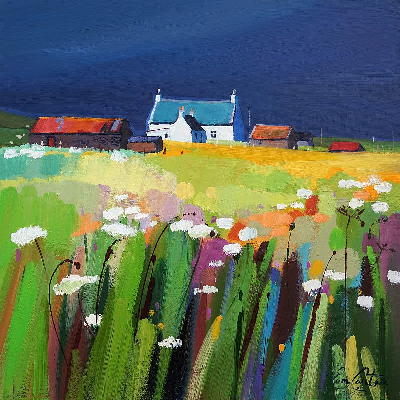 Pam Carter - Farmers Field