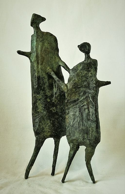Neil Wood - Mother and Child