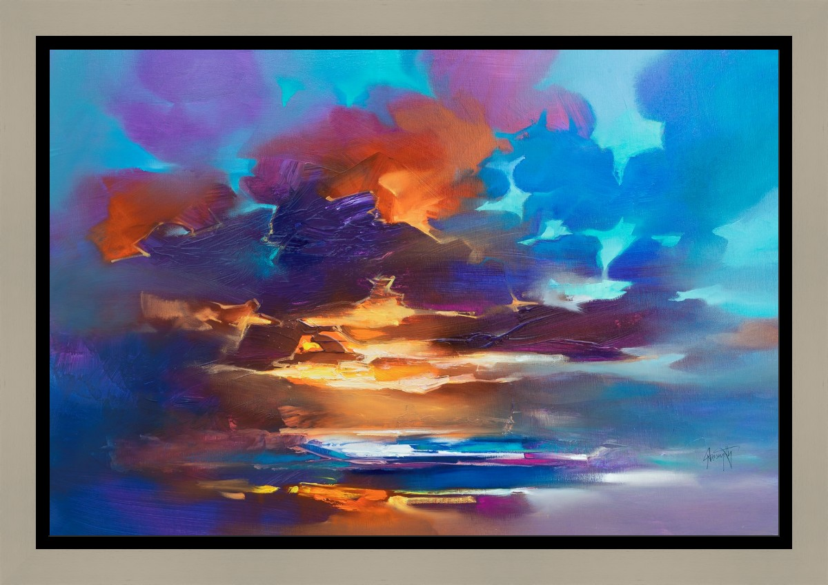 HighLand Sky I by Scott Naismith