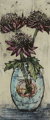 Vicky Oldfield - Astrantia