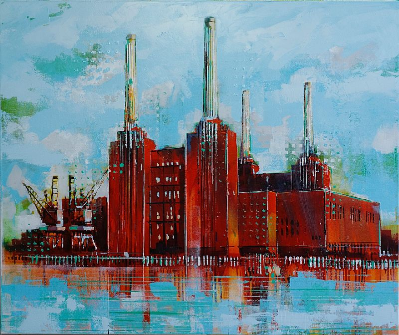 Richard Knight - Battersea Chimneys