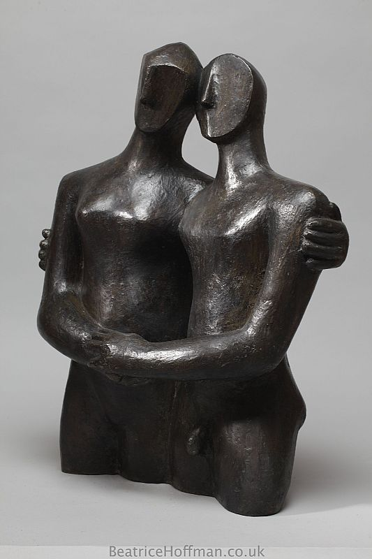 Beatrice Hoffman - Etruscan Couple !