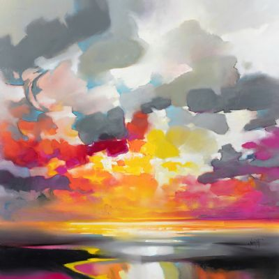 Cloud Fusion by Scott Naismith