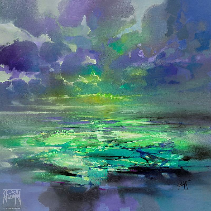 Electric Green by Scott Naismith