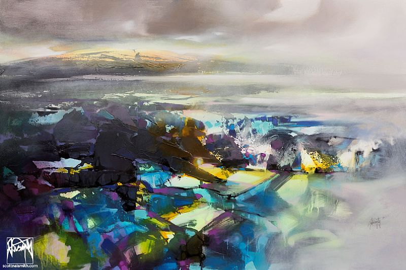 Scott Naismith - Fluid Resonance