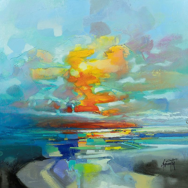 Scott Naismith - Fractured Colour 1