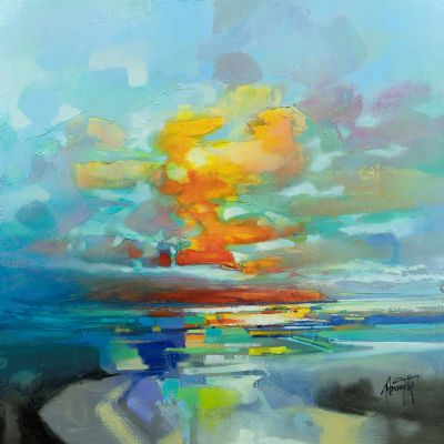 Fractured Colour 1 by Scott Naismith