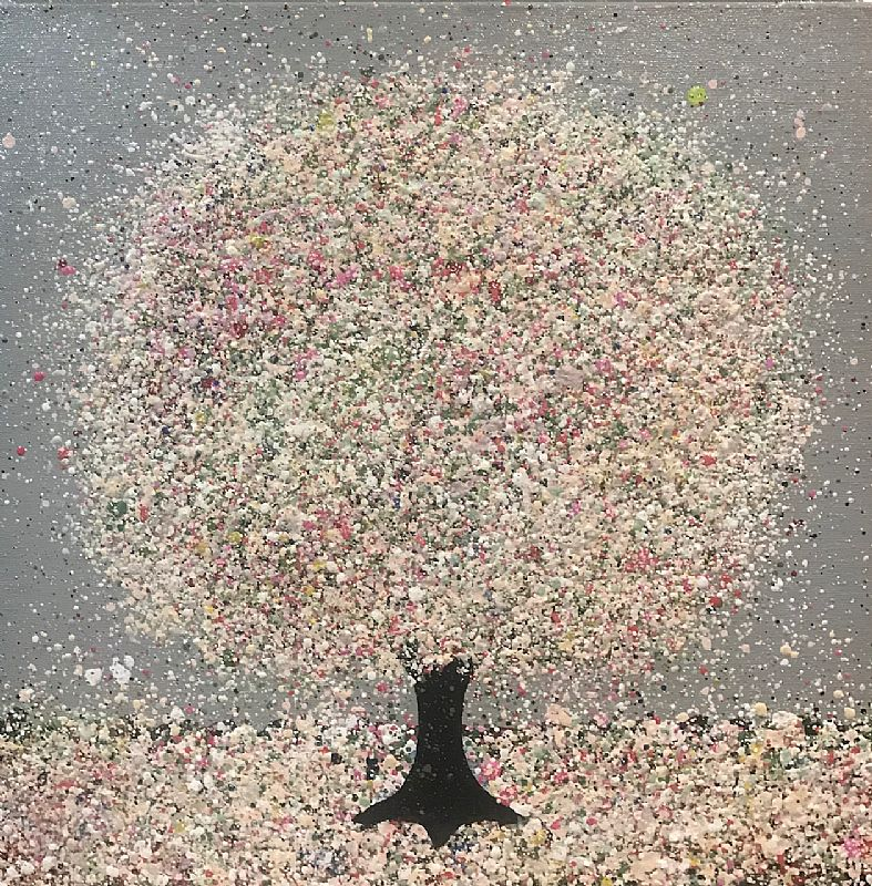Nicky Chubb - Frosted Cherry Blossom