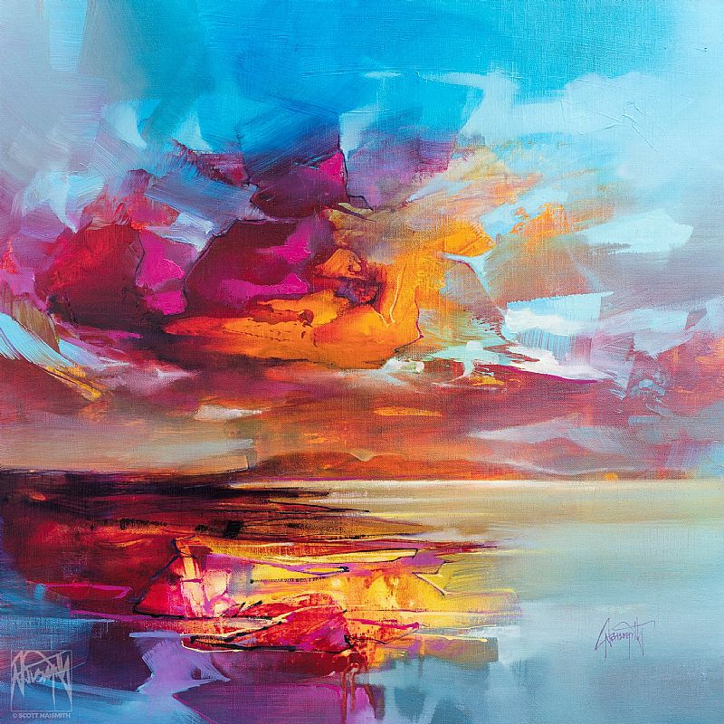 Scott Naismith - Hebridean Clarity III