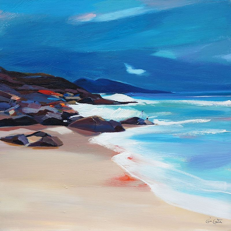 Pam Carter - High Tide Niabost