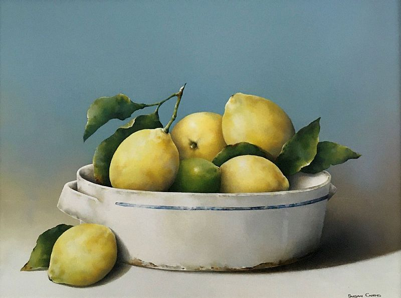 Lemons and Lime by Susan Cairns