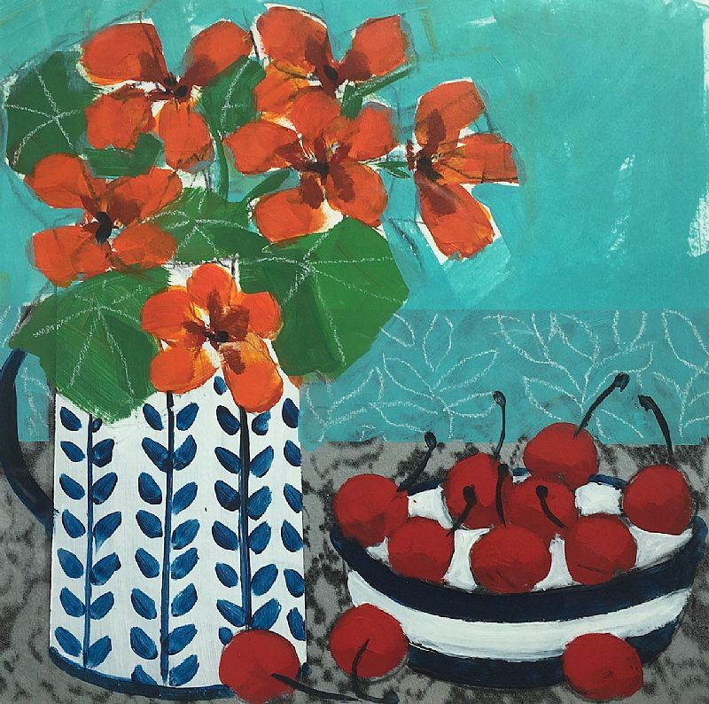 Relton Marine - Little Nasturtiums and Cherries