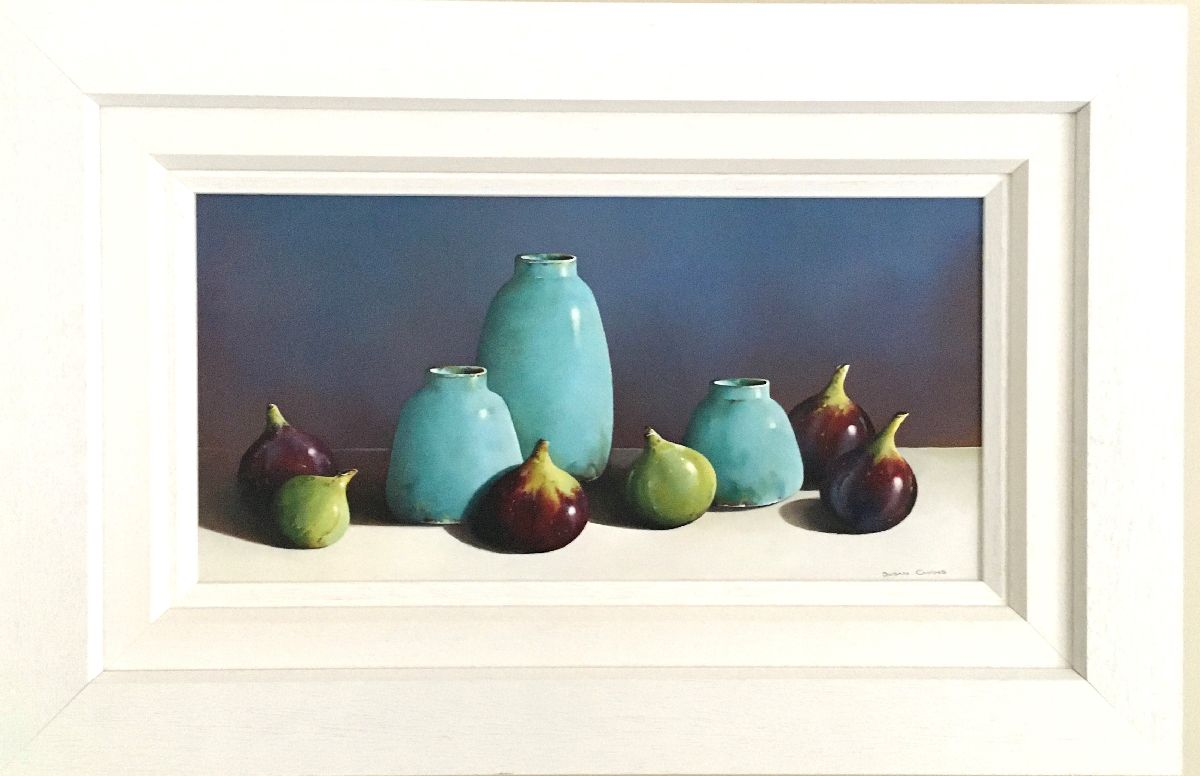 Pots and Figs by Susan Cairns