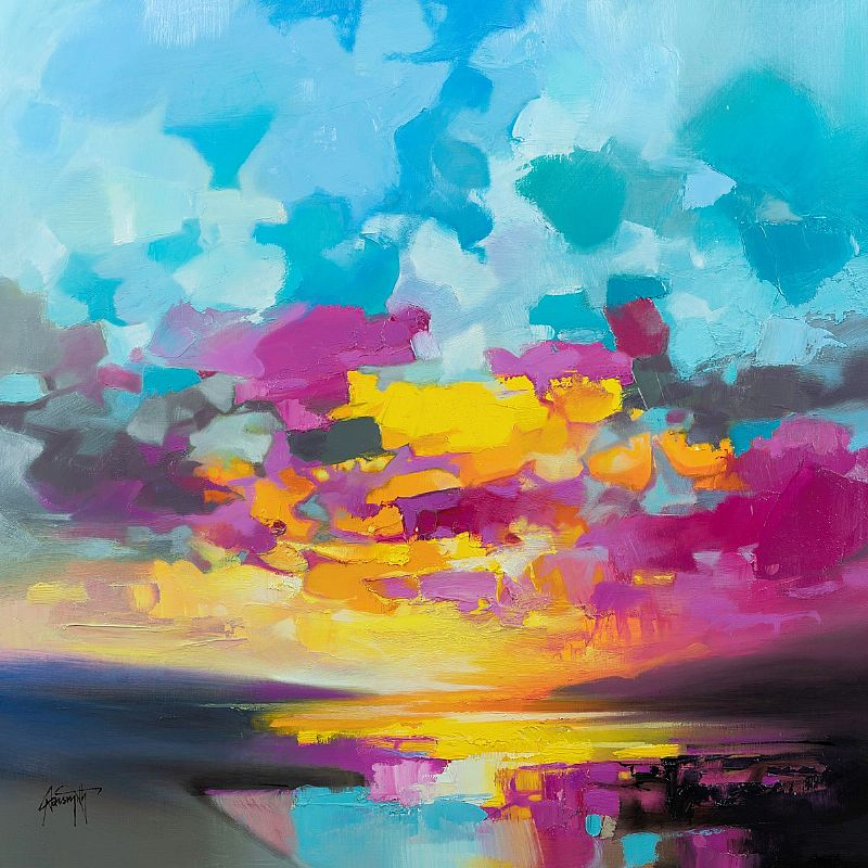 Scott Naismith - Primary Sunset