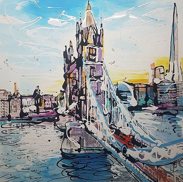 Eduardo Romaguera - Tower Bridge