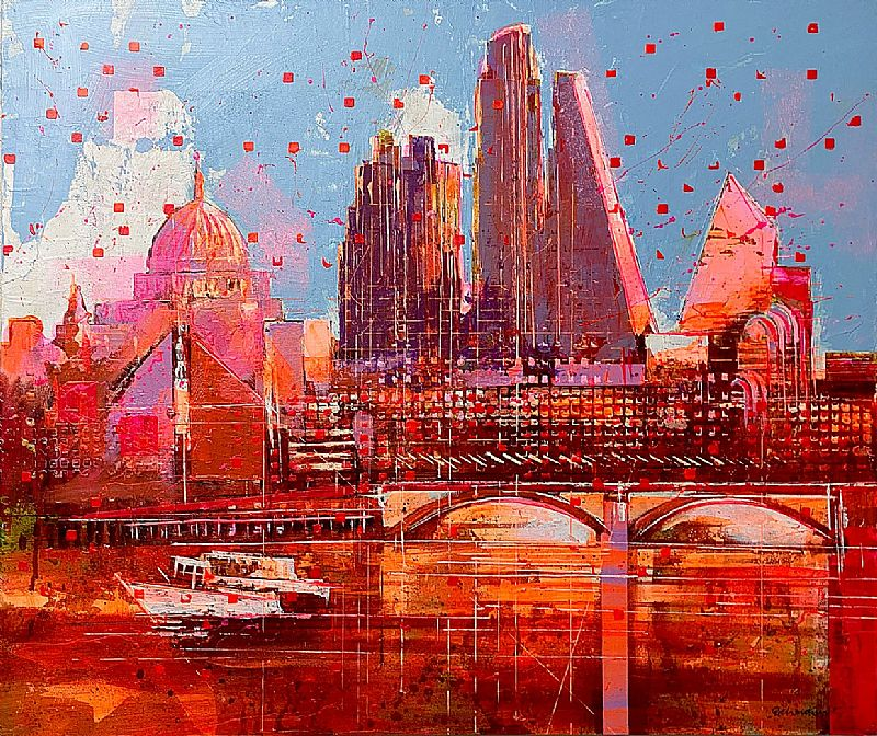 Red City by Richard Knight