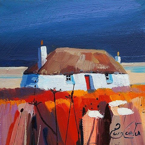 Pam Carter - Small Thatch