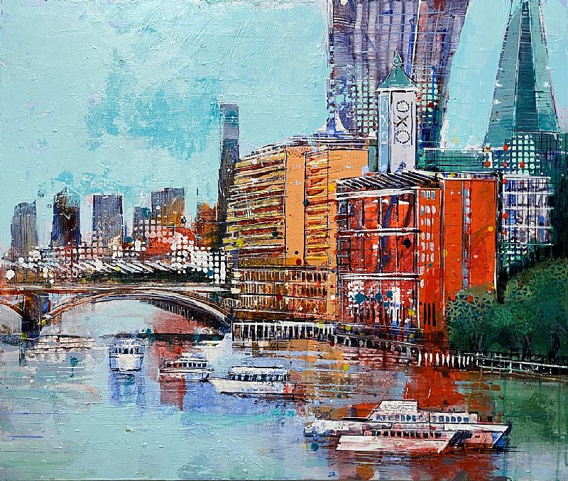 Richard Knight - Southbank to the Oxo