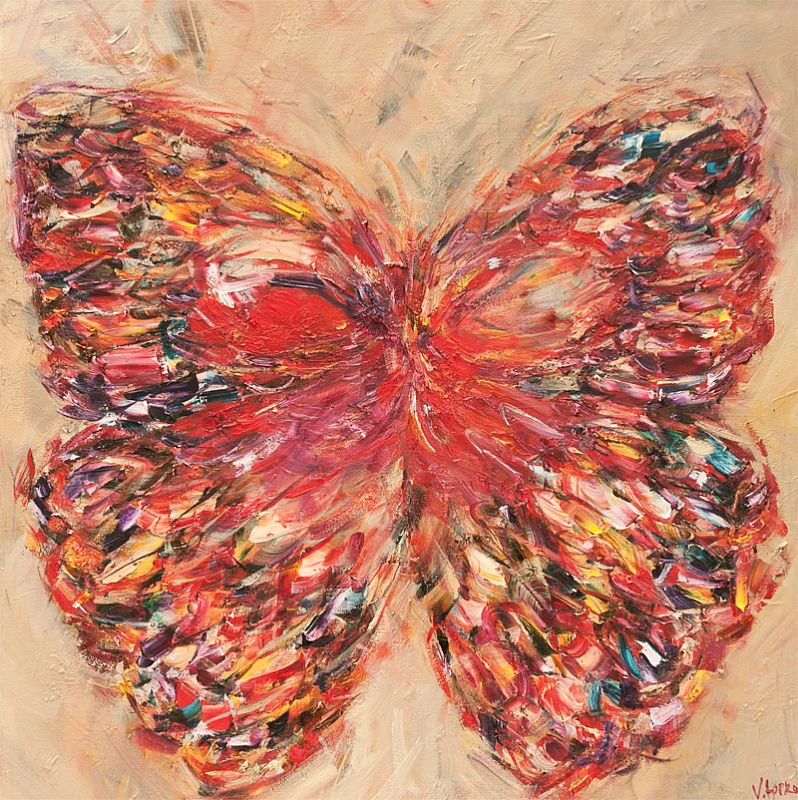 Victoria Horkan - The Butterfly Effect