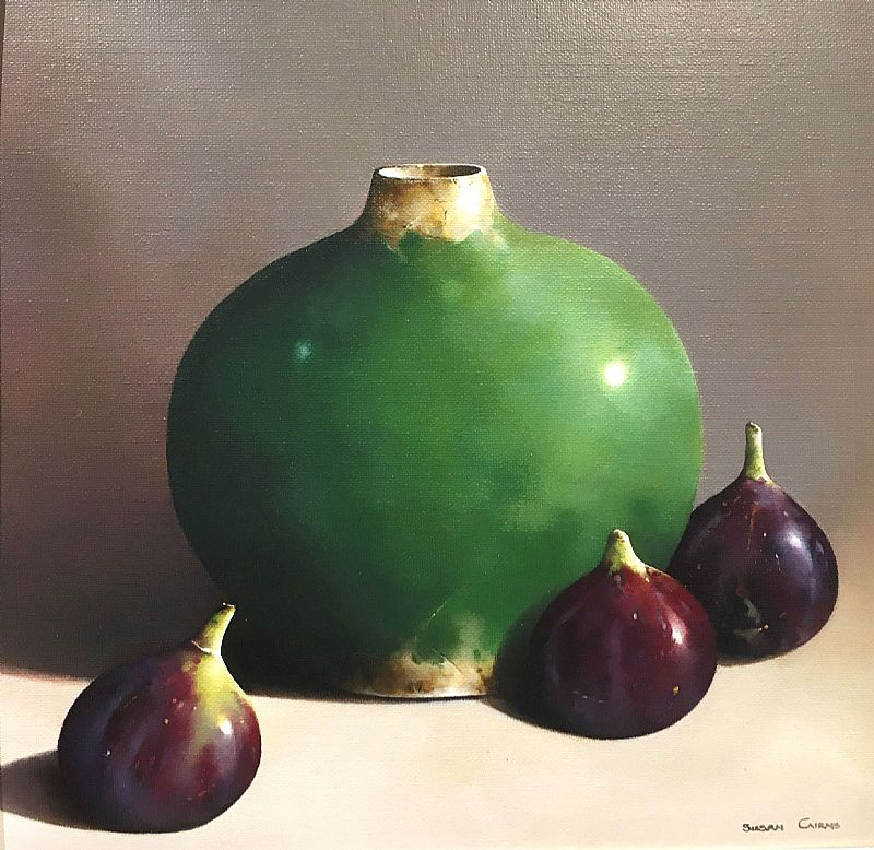 Susan Cairns - Three Little Figs