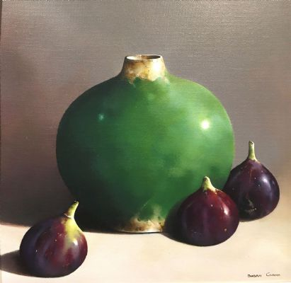 Three Little Figs by Susan Cairns