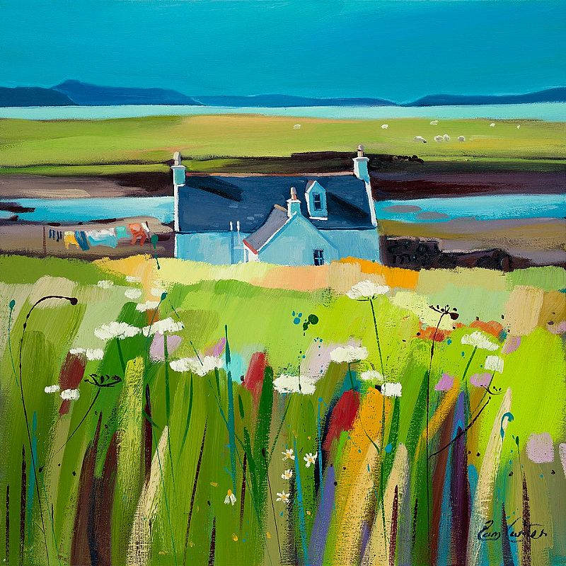 Pam Carter - Tidal Cottage