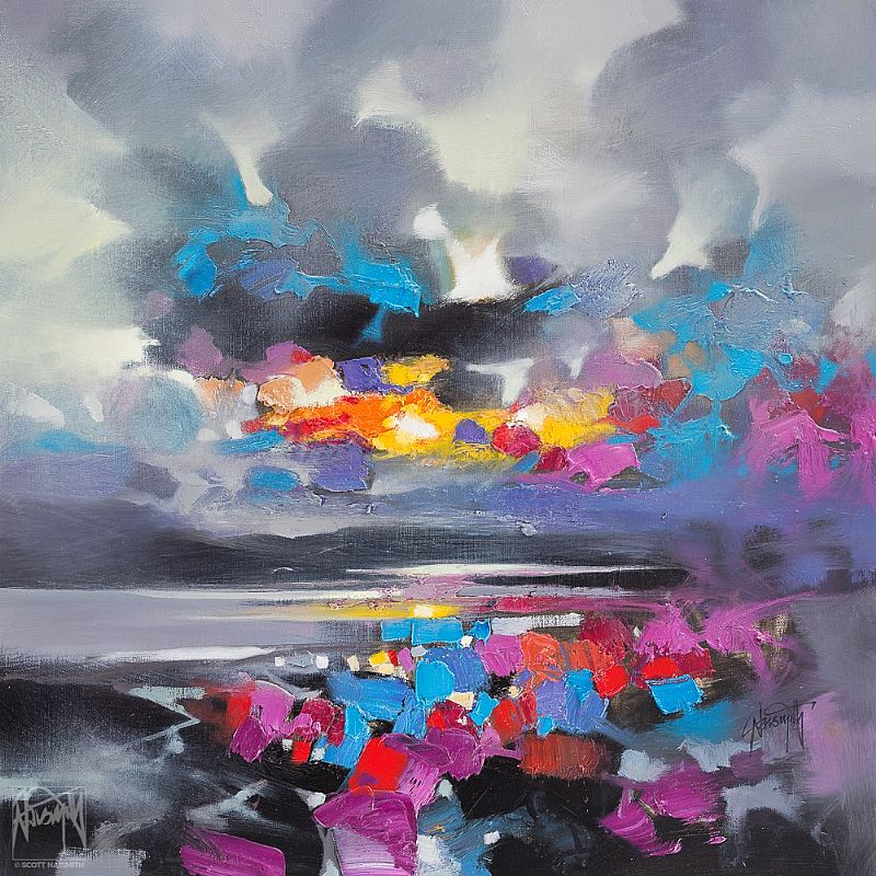 Scott Naismith - Warmth Emanates II