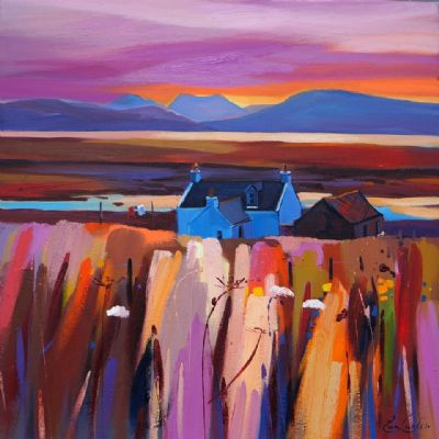 Autumn Light Tidal Cottages by Pam Carter