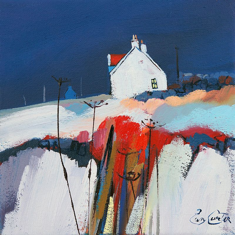 Pam Carter - Winter Gable